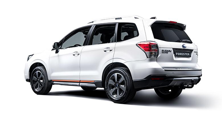 Subaru Forester Spring Edition