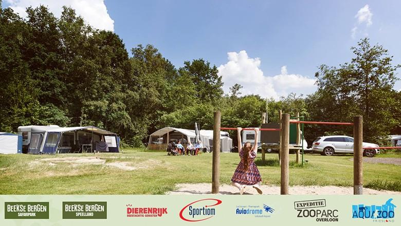 Vakantiepark Dierenbos in Brabant