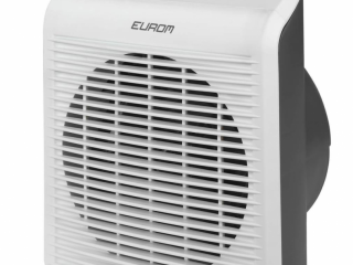 Eurom Safe-t-Fanheater 2000 LCD Elektrische Kachel