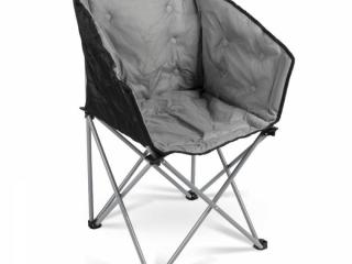 Kampa Tub Chair Campingstoel Grijs