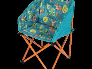 Kampa Mini Tub Chair Campingstoel - Woodland