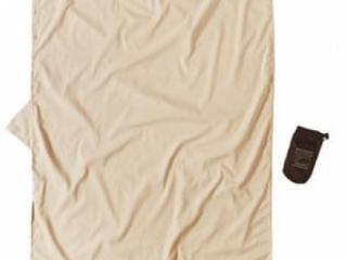 Cocoon Travelsheet Insectshield Egyptisch Katoen Lakenzak - Beige