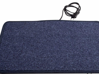Heatek Verwarmd vloerkleed 110x60 blauw